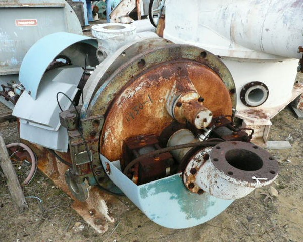 26″ Bolton Emerson Model 26 2-Disc Twin Flow Refiner