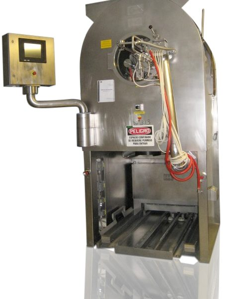 48″ Glatt Type GC-X-1250 Perforated Coating Pan