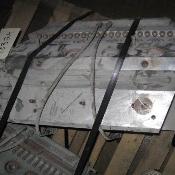 20″ Allied Dies Inc. Dual Manifold Sheet Die