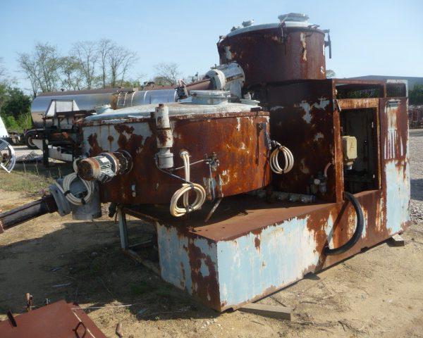 500/1200 Liter Maris Model M5 Mixer Cooler Combination