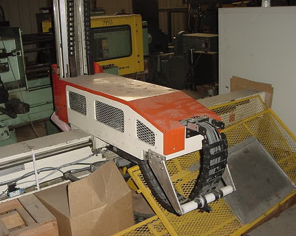 ATM Electric Robot