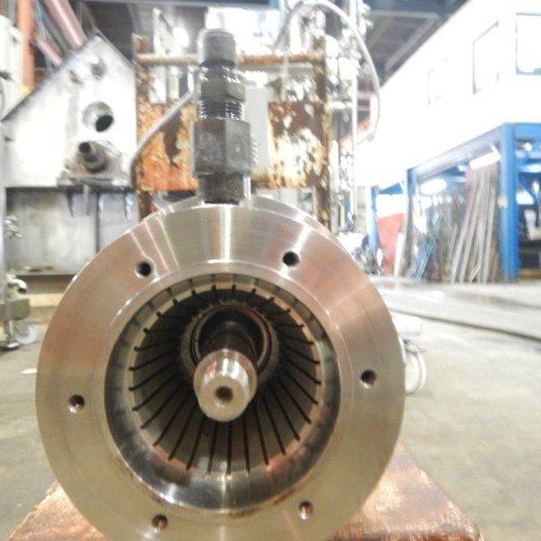 5 HP Charlotte Model SD2 Colloid Mill