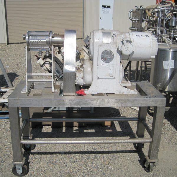 5 HP Whipper Plastic Colloid Mill