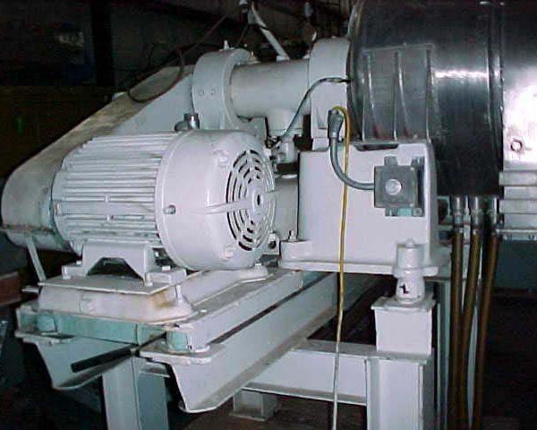 10″ Sharples BM-CR140.2 Pusher Centrifuge