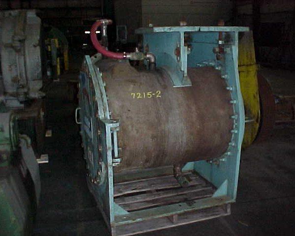 Gauld Periflow Model 550 Stainless Steel Pressure Screen