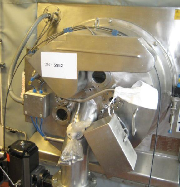 25″ Comi-Condor HX/GMP 630/250 Horizontal Pharma Peeler Centrifuge
