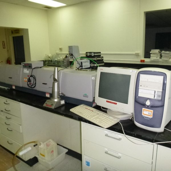Malvern Instruments Model MMS Type 2000 particle Size Analyzer