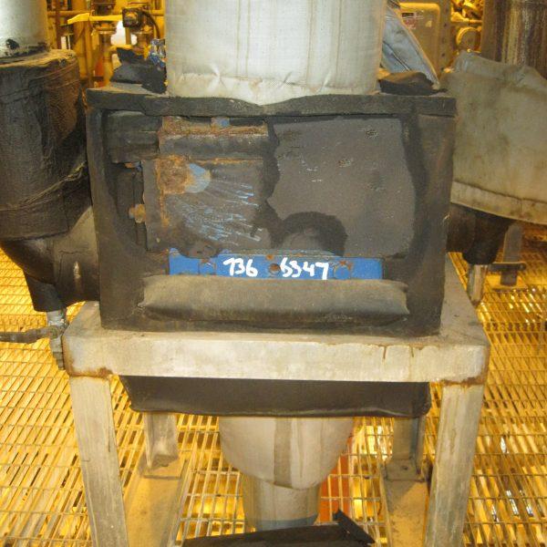 Vicarb Inc Block Heat Exchanger