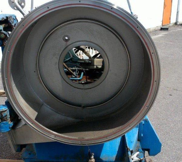 24″ Heinkel HF600 Inverting Filter Centrifuge
