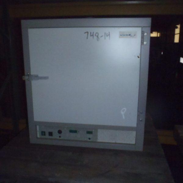 1370 gm VWR International Stainless Steel Oven