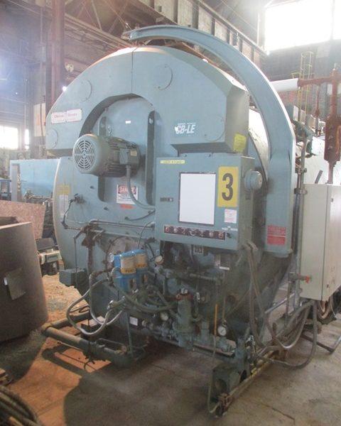300 HP 150 PSI Cleaver Brooks CB-100-300-150 Packaged Steam Boiler