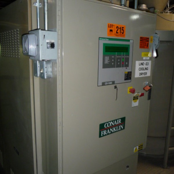 Extrusion Dryers