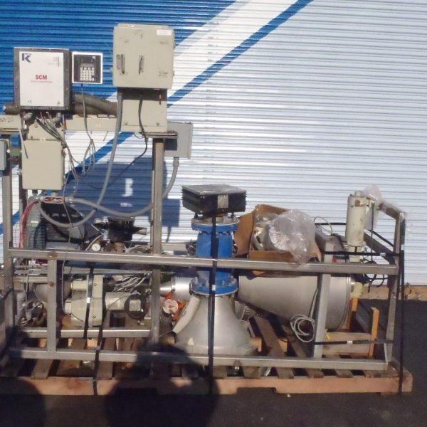 Pneumatic Prop Lab Mixer