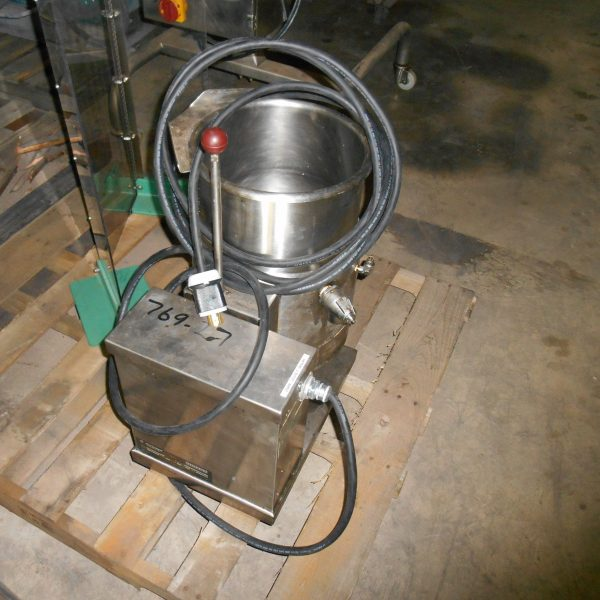 5 Gallon 55 PSI Jacket Tilt Kettle