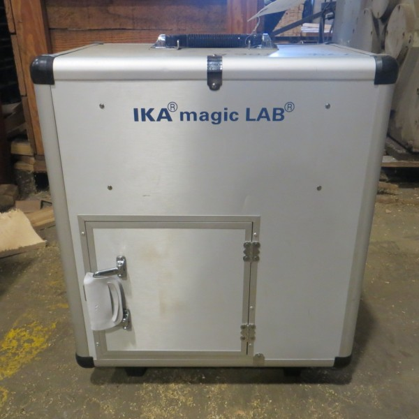 .9 kW IKA Magic Lab Powder Liquid Mixer