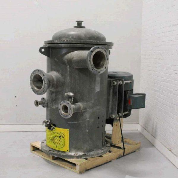 Valmet TAS50 Stainless Steel  Pressure Screen