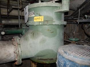 Black Clawson Model 24P  Pressure Screen.