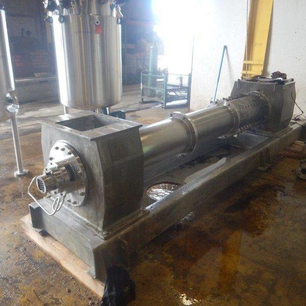 Thune SP32L Screw Press
