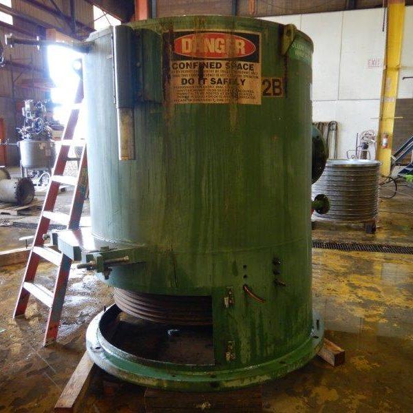 Valmet TAP340 Pressure Screen