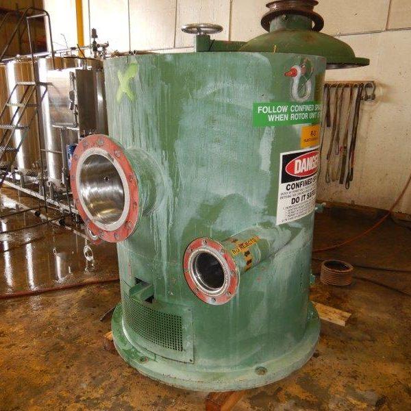 Valmet Model TAP200 Pressure Screen