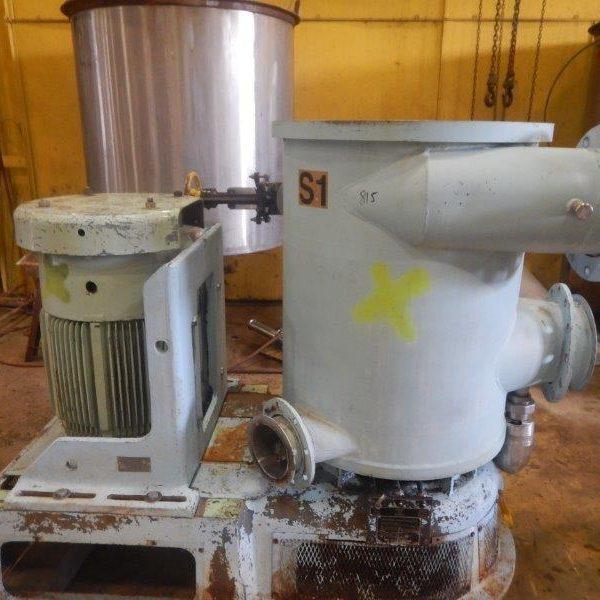 Bird Model 200 Stainless Steel Centrisorter