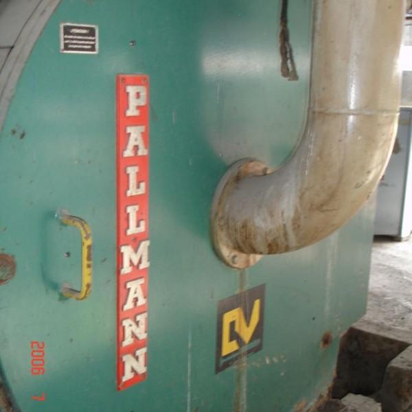 39″ Pallmann Model PR 01 2-Disc Refiner