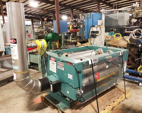 30″ Enercon 4-Bar Treater With Generator