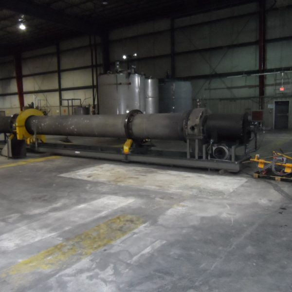 30″ X 36′ Louisville Dryer Co Stainless Steel  Rotary Dryer