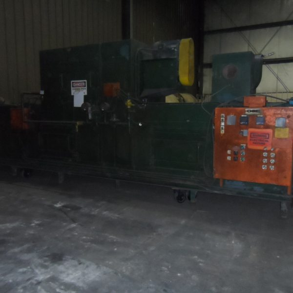 12″ X 24′ Oven Systems Inc Steel Belt Oven