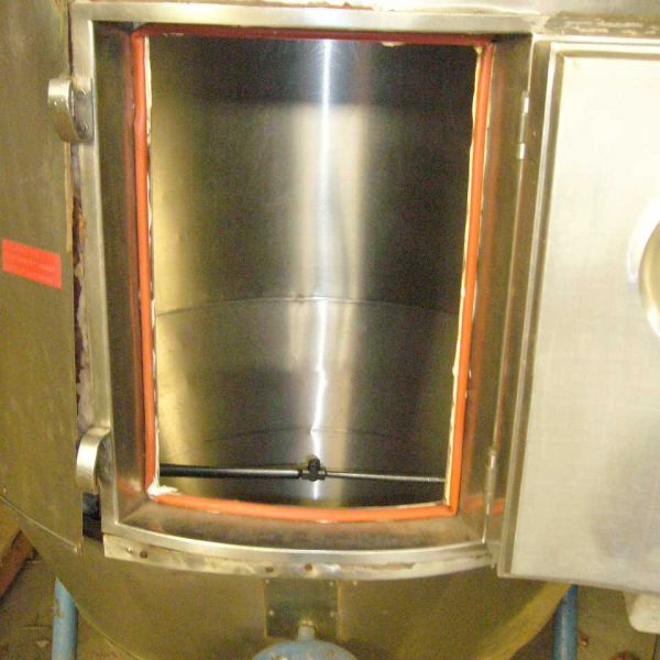 39″ Stainless Steel Anhydro Model LAB S1 Spray Dryer