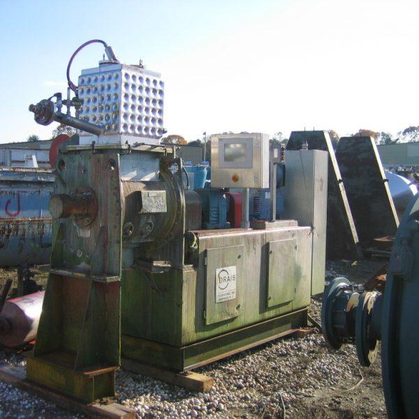 160 Liter Drais Type TSF-160 Stainless Steel Turbulent Super Flusher