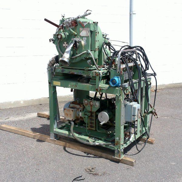 16″ Krauss Maffei HZ40SI Peeler Centrifuge