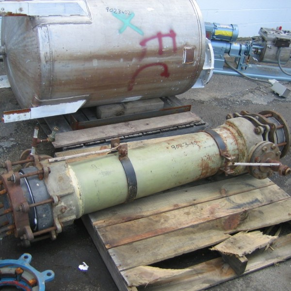 Metallics Impervite Karbate Heat Exchanger Carbon Steel Shell