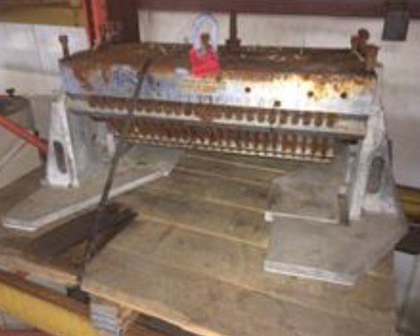 28″ EDI Model Autoflex H40 Coating Die
