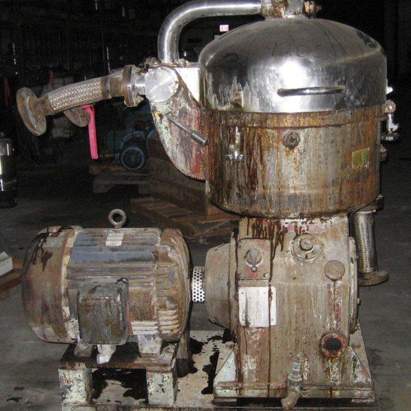 Alfa Laval B-214C Vegetable Oil Polisher
