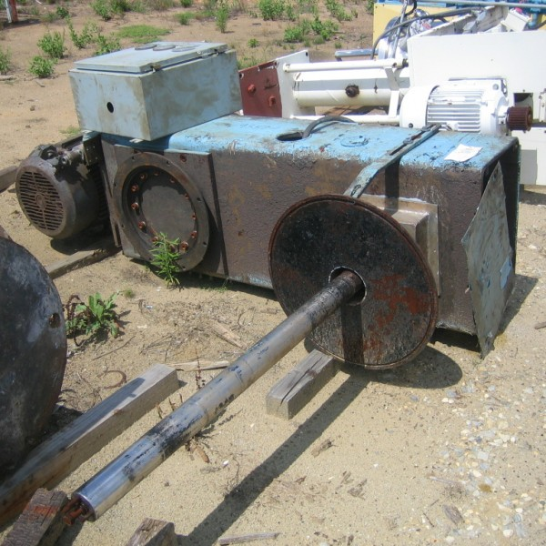 Hockmeyer Stainless Steel Dispersion Mixer