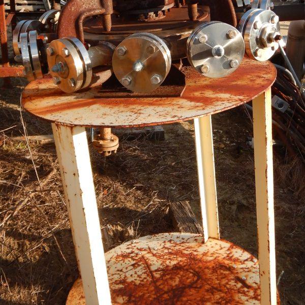 900 CFM Sturtevant Stainless Steel Chamber Steam Micronizer Fluid Energy Grinding Mill
