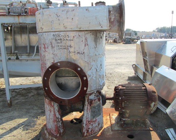 Black Clawson 30P Stainless Steel Pressure Screen