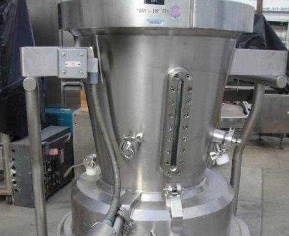 Glatt Model GPCG 30 18″ Wurster