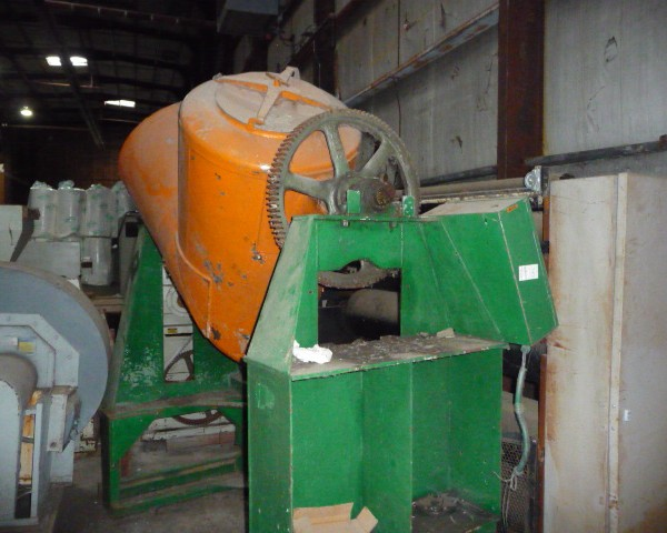20 Cubic Foot Patterson Kelly Stainless Steel Mixer