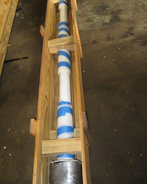 Unused DeDietrich Glasslock Agitator For 500/750 Gallon