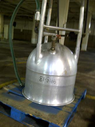 80 Gallon Stainless Steel Kettle