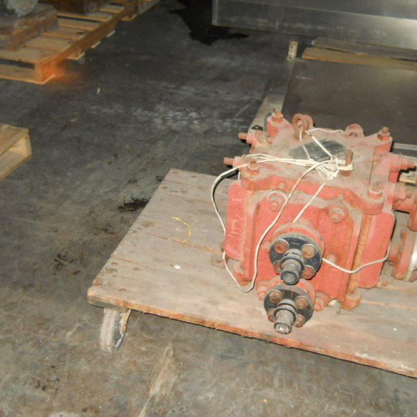 Kearney Graphite Block Heat Exchanger