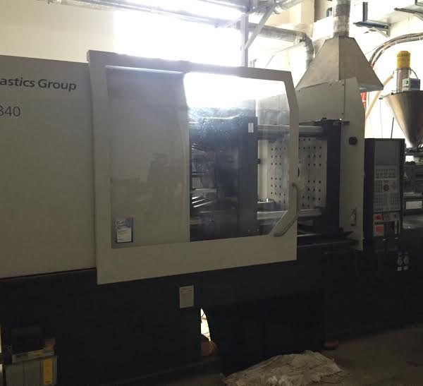 200 Tons Demag Injection Molder