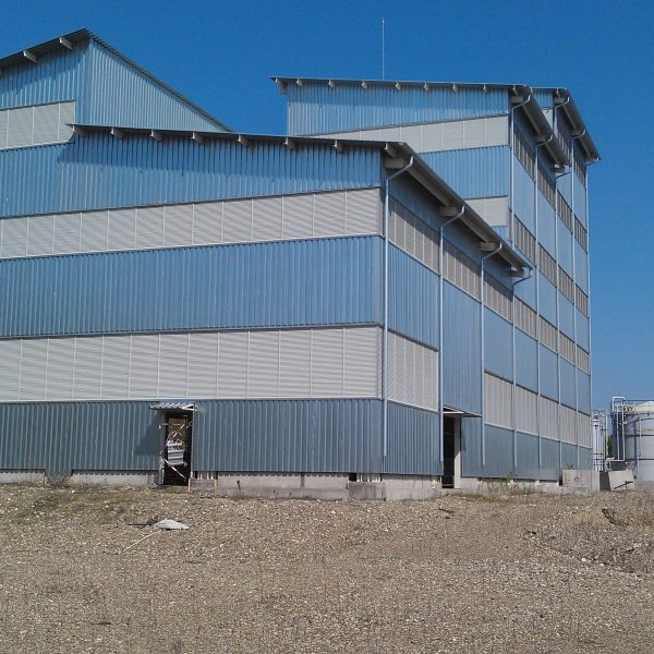 Biodiesel Plant 50,000 tons/year