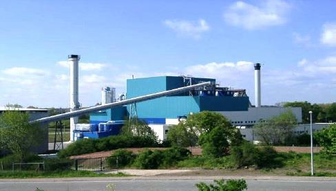 5000 KW Biomass Power Plant