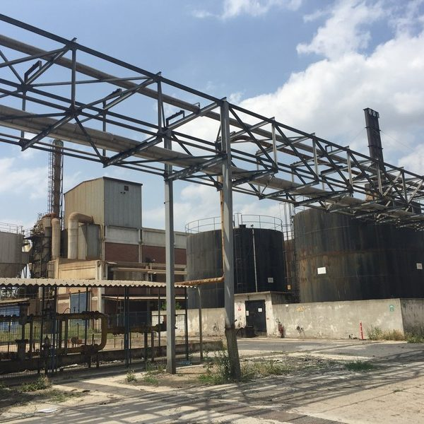 Paper Mill 230 Tones/Day, Raw Materials Waste Paper and Cellulose