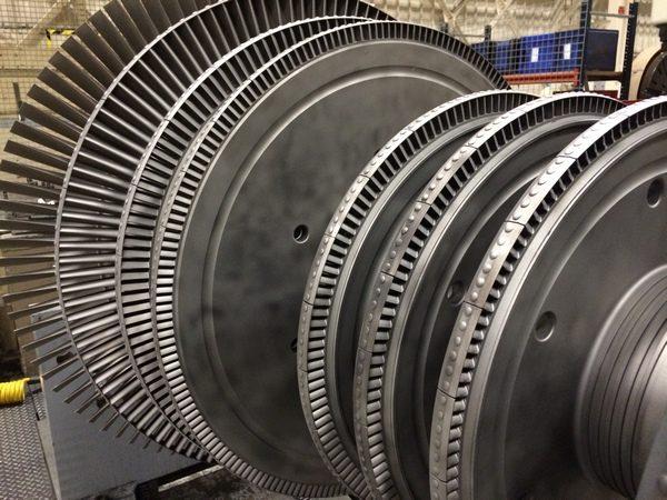 Used condensing steam turbine generator Dresser Rand type 4QHBT2VIXI, 11,4 MW, 39.5 bar, 390 deg С