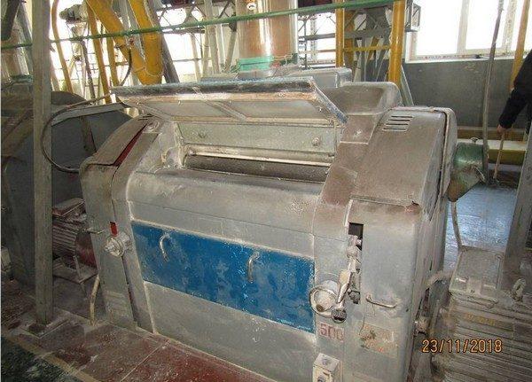 Flour Milling Line 65 TPD
