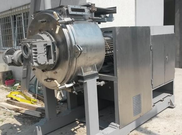 300 Liter Stephan Model TS300 Stainless Steel Horizontal Vacuum Mixer